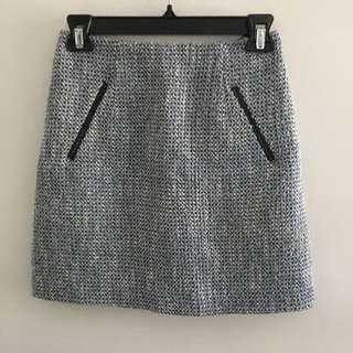 MARCS houndstooth Skirt sz 4