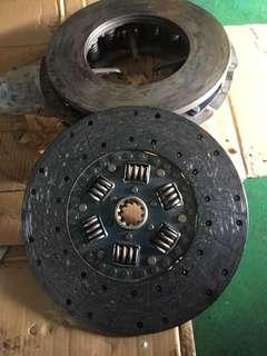 clutch n pressure plate hino 500