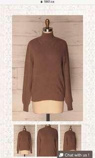Boutique 1861 Turtleneck