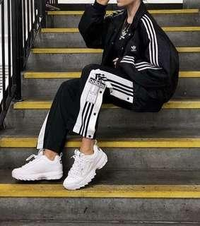 Authentic Adidas track pants