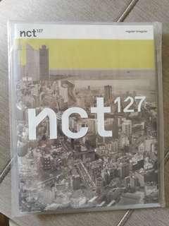 NCT127 Regular and Irregular Full Length Album