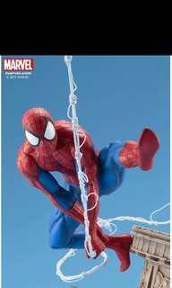 Kotobukiya Spiderman 1/6 scale statue slinger