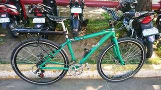 Hybrid Mountain Road Touring bike
