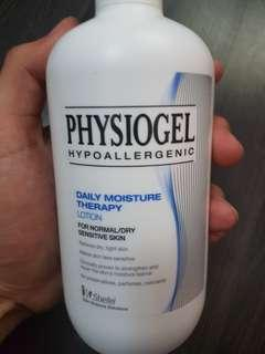 Physiogel lotion 400ml (instock)