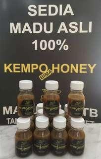 100% Madu Asli NTB Kempo Bima Honey 250 ML