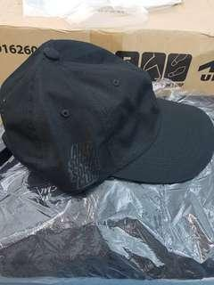 BN anti social social club black out cap
