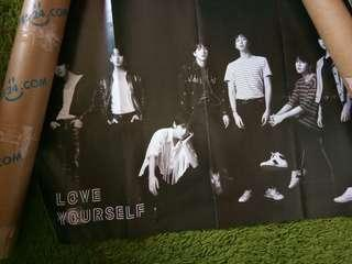 BTS Love Yourself: Tear O version poster