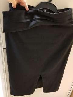Woman Dress 上班半截裙 Made in Korea