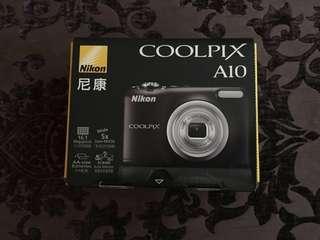 🆕Nikon Coolpix A10
