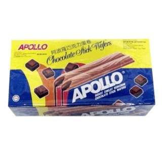 Apollo Wafer from Malaysia