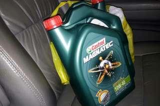Castrol Magnatec Semi Synthetic Engine Oil