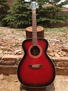 Gitar Akustik Genta A200 Original
