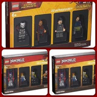 WTT LEGO Bricktober Super Heroes for Ninjago