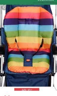 全新嬰兒車坐墊