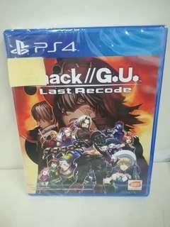 Hack // G.U. Last Recode
