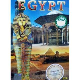 Documentary Collection Egypt DVD
