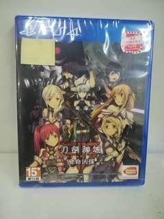 Sword Art Online Fatal Bullet (Chinese Version) (R3)