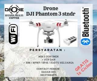 KREDIT Drone DJ Phantom 3 Promo Gratis 1x Cicilan