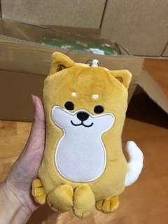🚚 日本柴犬 悠遊卡卡夾 可伸縮 可放入零錢