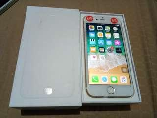 iPhone 6 64gb Gold semi factory unlock