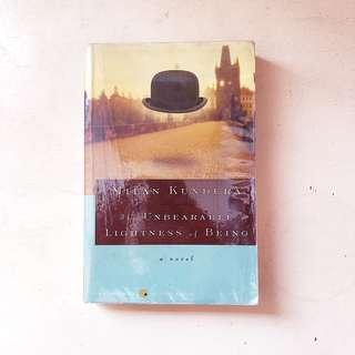 The Unbearable Lightness of Being (FREE SHIPPING)