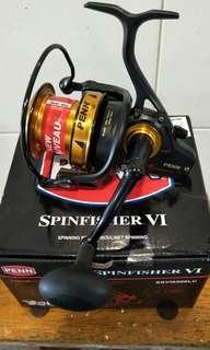 Penn Spinfisher VI 6500LC