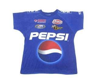 Vintage Nascar Pepsi T