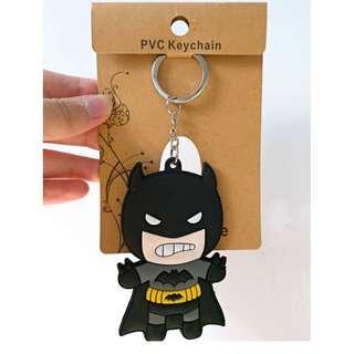 【現貨】後背包/側背包/斜背包/書包 扁蝠俠 吊飾 鑰匙扣 汽車鑰匙扣