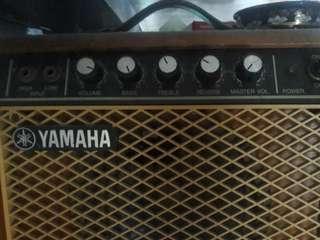 Guitar amp YAMAHA