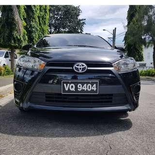 Toyota Yaris 2017 E CVT Casa Maintained