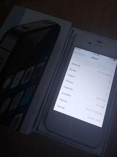 iPhone 4G 16gb factory unlock