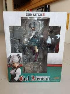 Ciel Alencon from God Eater 2 by GSC [Good Smile Company not Max Factory]