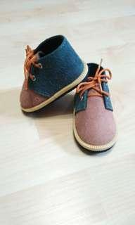 Baby New Shoes - Soft Suede