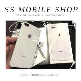Apple iPhone 8 Plus 64 GB Smartphone - Silver