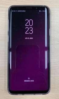 🚚 手机界的单眼相機新品三星S9+128G夢幻紫羅蘭2.59萬元