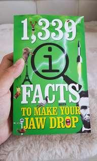 1339 Facts to Make Your Jaw Drop