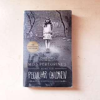 Miss Peregrine's Home For Peculiar Children (FREE SHIPPING)