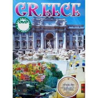 Documentary Collection Greece DVD