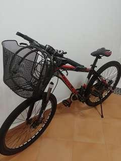 Crolan 806 mountain bike