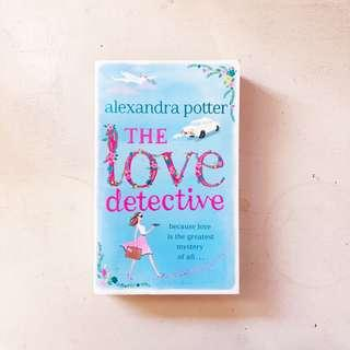 The Love Detective (FREE SHIPPING)