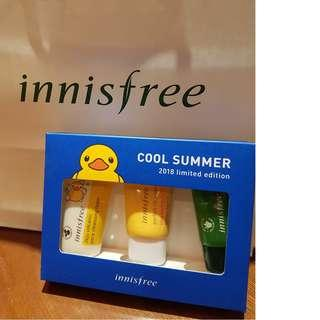 Innisfree cool summer kit 2018 limited edition