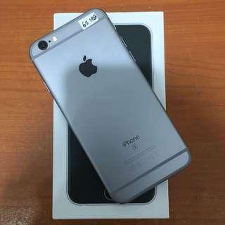 Iphone 6s 128gb Space Gray Zpa Inter Ori Jaminan Bisa Tt