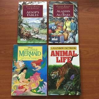 Interesting Story Books