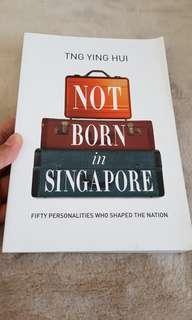 'Not Born in Singapore' by Tng Ying Hui