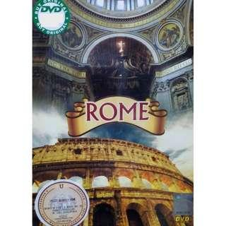 Documentary Collection Rome DVD