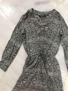 FREE POSTAGE Downtown by Padini Long Sleeves Dress