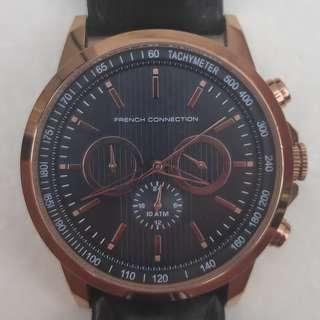 French connection mens watch