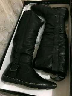 Sepatu Bots Bocorocco Original Masih Baru