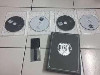 [wts] EXO FIRST Box DVD