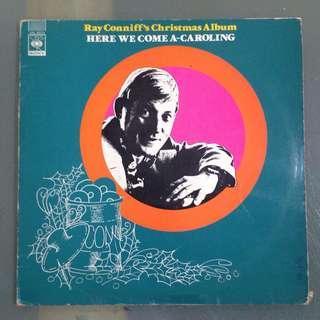 Lp Christmas (Ray Conniff) vinyl record